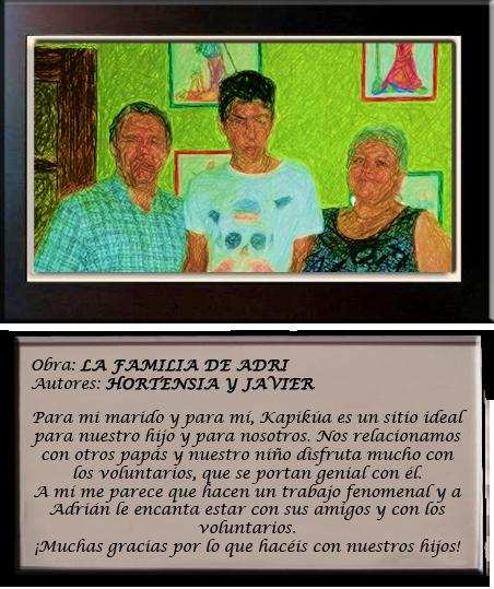 Familia de Adri